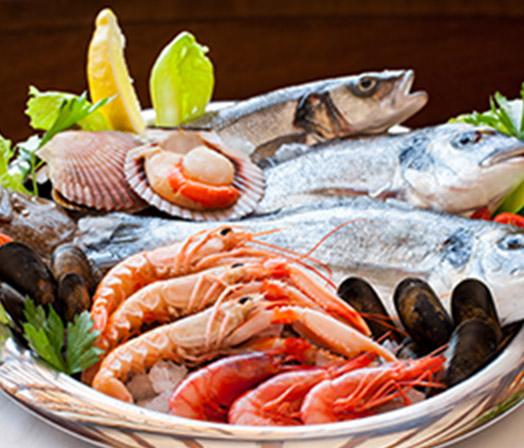 Фосфаты для переработки рыбы и морепродуктов